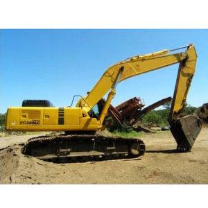 Used Excavator Komatsu PC400-6