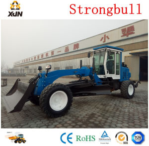High Quality 100HP, 120HP, 130HP, 150HP, 165HP, 180HP Motor Grader, Road Grader with Cummins Engine pictures & photos