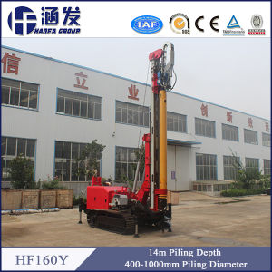 Hf160y Cheaper Price Bore Pile Drilling Rigs Pilling Rotary Rig Used Drilling Machine pictures & photos
