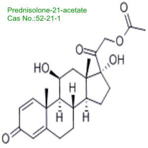 Prednisolone-21-Acetate/CAS No. 52-21-1 pictures & photos