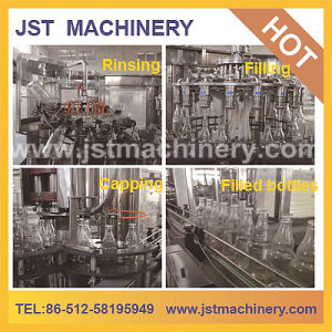 Small Glass Bottle Juice Bottling Machine (RCGF18-18-6) pictures & photos