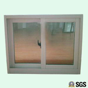 Powder Coated Crescent Lock Colourful Glass Aluminum Sliding Window, Aluminum Window, Aluminium Window, Window K01023 pictures & photos