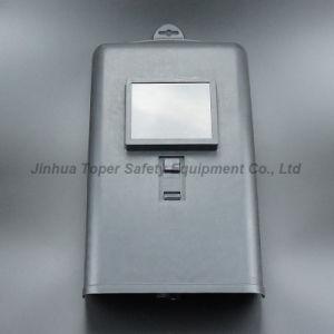 110X90mm Welding Glass View Size Hand Hold Welding Helmet (WM405) pictures & photos