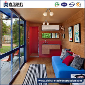China Movable Prefab Container House with Toilet (Container Home) pictures & photos
