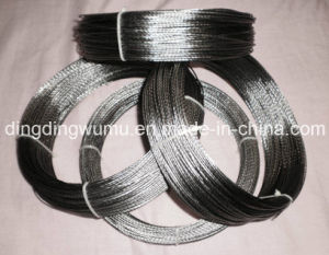 Pure Tungsten Wire for Vacuum Coating pictures & photos