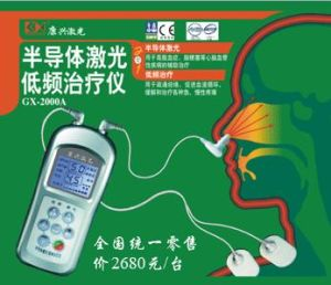 Gx-2000A Semiconductor, CO2, Laser Irradiation and Low-Frequency Pulse Therapy pictures & photos