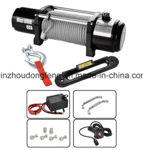 Truck Winch P8000, 12V with CE pictures & photos