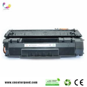 Compatible Q7553A Toner Cartridge for Laserjet Toners 53A pictures & photos