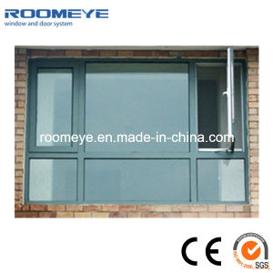 Double Pane Outside Opening Aluminum Casement Window Waterproof Window pictures & photos