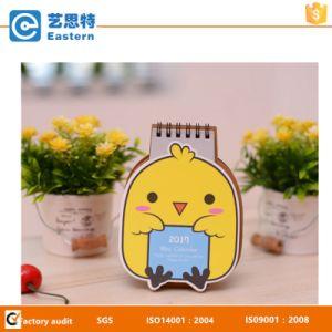 Cute Bird Design Paper Printing Calendar pictures & photos