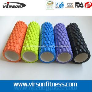 EVA Grid Massage Foam Roller, Foam Yoga Roller, Foam Roller