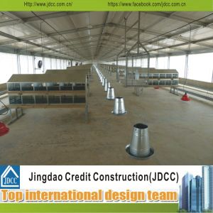 Jdcc Easy Install Low Cost Prefabricated Light Steel House pictures & photos