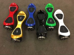 6.5 Inch 8 Inch Popular Electric Smart Scooter with Bluetooth Original Samsung Battery pictures & photos