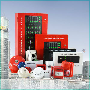 Analog Fire Alarm Detection System for Building Project pictures & photos