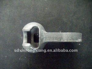 Socket Cap Casting Iron Part Cast Socket Tongue