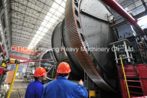 Semi-Autogenous Mill for Cement Industry pictures & photos