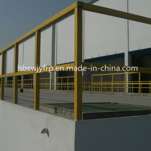 Fiberglass Pultruded Profiles for Handle pictures & photos