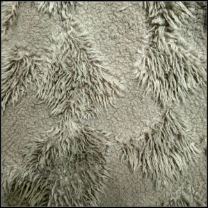 Tip-Discharge Faux Rabbit Warp Fur pictures & photos