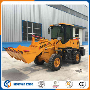 Equipment Radlader 1 Ton Small Wheel Loader for Constructtion pictures & photos