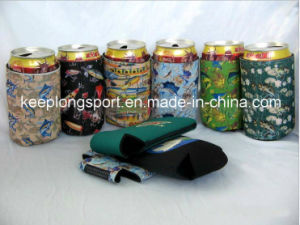 Insulated Neoprene Glued Bottom Can Cooler, Can&Bottle Cooler, Bottle Holder pictures & photos