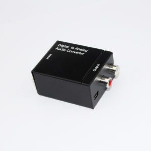 (HD-2M) Digital to Analog Audio Converter pictures & photos