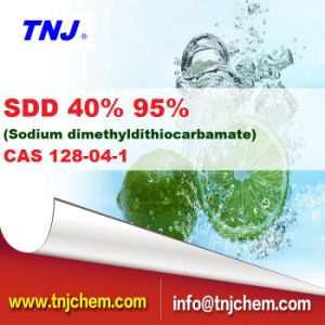 Buy Sodium Dimethyldithiocarbamate Sdd CAS 128-04-1 From China pictures & photos