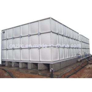 SMC Water Reservoir GRP Panel Assemble Water Tank pictures & photos
