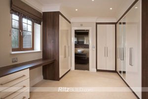Ritz Furniture ,High Gloss Wooden Wardrobe Closet pictures & photos
