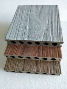 Co-Extrusion WPC Composite Decking