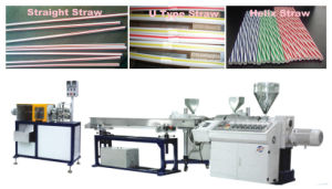 Competitive Drinking Straw Extrusion Line pictures & photos
