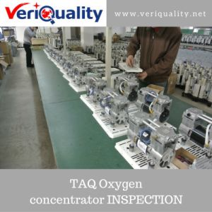 Oxygen Concentrator Production/Factory Quality Audit Service at Baoding, Hebei pictures & photos