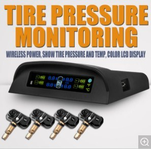 2016 New Products Manufacturer Wireless TPMS with Internal Sensor pictures & photos