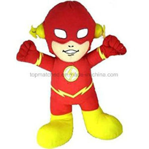 Gund DC Comics Flash Blaze Stuffed Toy The Flash Plush Doll pictures & photos