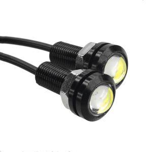 Super Brightness LED Car Light 12V White LED Daytime Running Light pictures & photos
