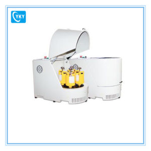 220V High Efficiency Desk Type Vertical Lab Planetary Ball Mill pictures & photos