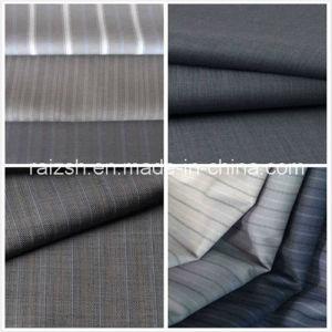 Men Lycra Fabric Plain Thick Tr Suit Fabric pictures & photos