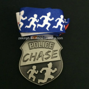 Custom Police Officer Medals for Awards pictures & photos