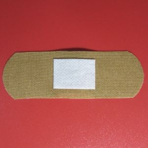 Adhesive Wound Plaster Band Aid pictures & photos