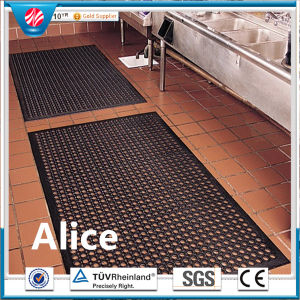 Antibacterial Floor Mat, Kitchen Rubber Mats, Drainage Rubber Mat pictures & photos
