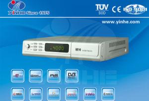 HD Irdeto Digital Satellite Receiver for Home Sharing USB PVR