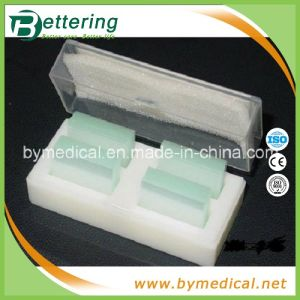 Disposable Laboratory Microscope Slide Cover Glass pictures & photos