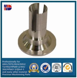 High Precision Stainless Steel Central Machinery Lathe Parts pictures & photos