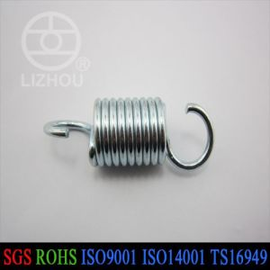 Extension Spring, Swpb Wir Zinc Plating, ODM, OEM pictures & photos