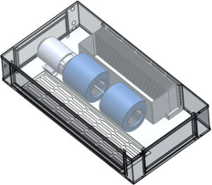 Concealed Fan Coil Unit with DC Brushless Option pictures & photos