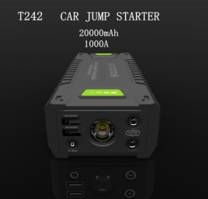 20000mAh Lithium Battery Jump Starter Emergency Car Jump Starter Battery pictures & photos