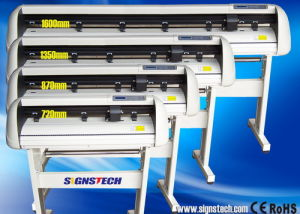 "1600mm Vinyl Cutter Plotter 60"" Max Cutting Width (CZ-1600) pictures & photos"