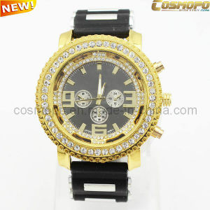 High Quality Brand Watch Men with Stones (SA1930)