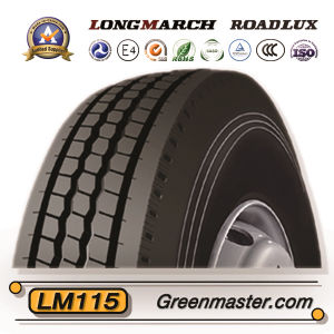 Top Quality Longmarch Roadlux Truck Tires 8r22.5 9r22.5 10r22.5 pictures & photos