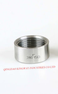 Stainless Steel Half Merchant Coupling, 304/316 pictures & photos