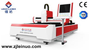 500W CNC Open-Type Fiber Laser Cutting Machine for Metal pictures & photos